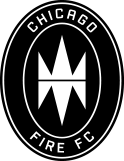 Chicago Fire Logo - Black and White